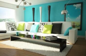 Svetla dnevna soba